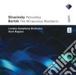 Stravinsky - Bartok - Nagano - Apex: Petrushka - The Miracoulos Mandarin cd musicale di Stravinsky - bartok\