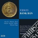 Opera bl: bank ban cd musicale di Erkel\pal - marton -