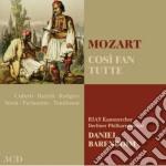 Opera bl: cosi fan tutte cd musicale di Mozart\barenboim - c