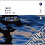 Handel - Mozart - Lopez Cobos - Larmore - Apex: Arie D'opera cd musicale di Handel - mozart\lope