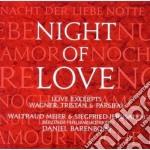 Night of love (selezione da: tristano & cd musicale di Wagner\barenboim - m