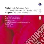 Apex: faust (8 scene - 2 episodi - ouver cd musicale di Berlioz - liszt - wa
