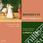 Opera bl: don pasquale cd musicale di Donizetti\ferro - he
