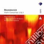 Shostakovich - Rostropovich - Vengerov - Apex: Concerti Per Violino Nn. 1 & 2 cd musicale di Shostakovich\rostrop