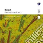 Handel - Minkowski -musiciens Du Louvre - Apex: 6 Concerti Grossi Op. 3 cd musicale di Handel\minkowski -mu