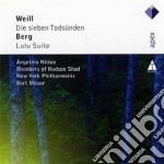 Weill - Berg - Masur - Reaux - Munday - Apex: Die Sieben Todsunden - Lulu Suite cd musicale di Weill - berg\masur -