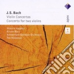 Bach - Koopman - Huggett - Bury - Apex: Concerti Per Violino E Per Due Violini cd musicale di Bach\koopman - hugge