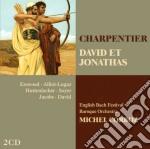Opera bl: david e johathas cd musicale di Chapentier\corboz -