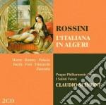 Opera bl: l'italiana in algeri cd musicale di Rossini\scimone -sol