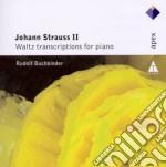 Strauss J. - Buchbinder - Apex: Trascrizioni Valzer Viennesi Vol. 2 cd musicale di J.\buchbinde Strauss