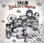 Bandito entre las mujeres cd musicale di Sergio Vallin