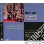 Opera bl: le nozze di figaro cd musicale di Wolfgang Amadeus Mozart
