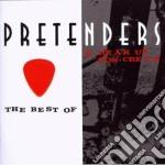 BEST/BREAK UP THE CONCRETE (1 CD INEDITI + 1 CD BEST) cd musicale di PRETENDERS