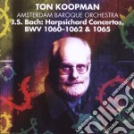 Bach - Harpsichord Concertos - Koopman cd musicale di Bach\koopman - matho