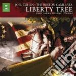 LIBERTY TREE (MUSICA ANTICA AMERICANA 17  cd musicale di Artisti Vari