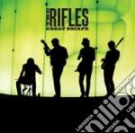GREAT ESCAPE                              cd musicale di The Rifles
