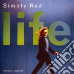 LIFE  (EXPANDED & REMAST.) cd musicale di SIMPLY RED