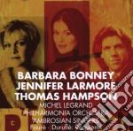 Barbara Bonney - Faure & Durufle: Requiems cd musicale di Faure - durufle\nonn