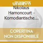 Schmelzer - Biber - Vivaldi - Harnoncourt  - Daw 50: Komodiantische Musik Des Barock cd musicale di SCHMELZER - BIBER -