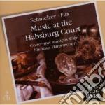 Daw 50: musica alla corte d'asburgo cd musicale di SCHMELZER - FUX\HARN