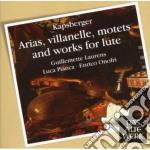 Kapsberger - Laurens - Pianca - Onofri - Daw 50: Arie - Villanelle E Composizioni Per Liuto cd musicale di Kapsberger\laurens -