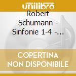 Sinfonie 1-4 - concerti per violino e pi cd musicale di SCHUMANN\HARNONCOURT