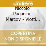 APEX: VIOLIN CONCERTI NN. 1 & 2 - 24 CAP cd musicale di Paganini\marcov - vi
