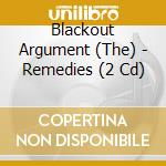 REMEDIES cd musicale di T Blackout argument
