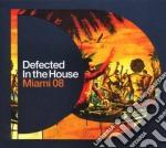 DEFECTED IN THE HOUSE MIAMI 08  (BOX 3 CD) cd musicale di ARTISTI VARI