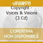 VOICES & VISIONS (BOX 3CD) cd musicale di ARTISTI VARI