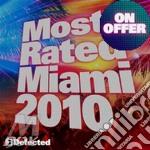 Defected Most rated miami 2010 2cd cd musicale di ARTISTI VARI