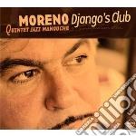 Moreno - Django''S Club cd musicale di Quintwet Moreno
