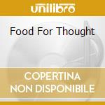 FOOD FOR THOUGHT cd musicale di TASSEL & NATUREL