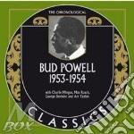 Bud Powell - 1953-1954 cd musicale di Bud Powell