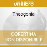Theogonia cd musicale di Christ Rotting
