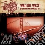 The Marshall Tucker Band - Way Out West ! Live 1973 cd musicale di MARSHALL TUCKER BAND