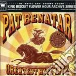 Pat Benatar - Greatest Hits Live cd musicale