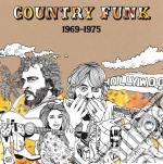 Country funk 1969-1975 cd musicale di Artisti Vari