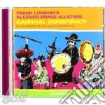 Carnival c. cd musicale di LONDON FRANK KLEZMER