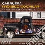 Cabruera - Proibido Cochilar cd musicale di CABRUERA