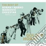 Boban & Marko & Markovic Orchestra - Golden Horns cd musicale di Boban i marko markov
