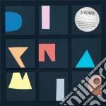 5 years diynamic cd musicale di Artisti Vari