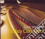 Alex Wilson - Salsa Con Soul cd musicale di Alex Wilson