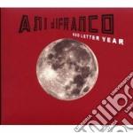 Ani Difranco - Red Letter Year cd musicale di Ani Difranco