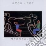 Greg Lake - Manoeuvres cd musicale di Greg Lake
