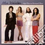Max Webster - High Class In Borrowed Shoes cd musicale di Webster Max