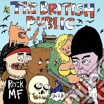 British Public - British Public cd musicale di Public British