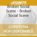 Windsurfing nation cd musicale di Broken social scene