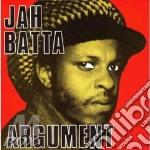 Argument-dig. cd musicale di Jah Batta
