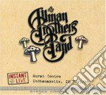 INSTANT LIVE INDIANAPOLIS cd musicale di ALLMAN BROTHERS BAND